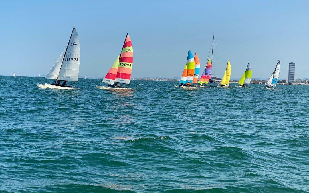 Risultati regate zonali Hobiecat e Campionato d'Estate Catamarani